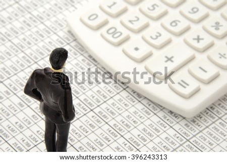 Business concepts, accounting