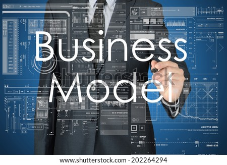 Business Concepts. Business model
