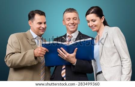 Business, Customer, Meeting. - stock photo
