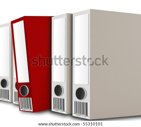 Business filling - stock photo