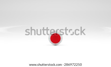 Business goal. Ball - stock photo