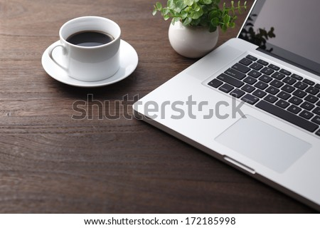 Business image - stock photo