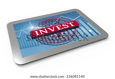 Business investment as a concept - stock photo