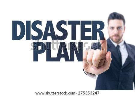 Disaster planning for businesses