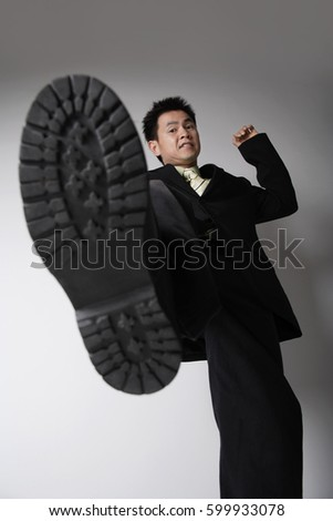 Stomping Foot Stock Images Royalty Free Images Amp Vectors