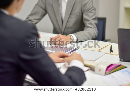 Business Meeting image