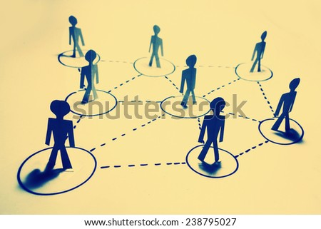 Business Network, Concept
