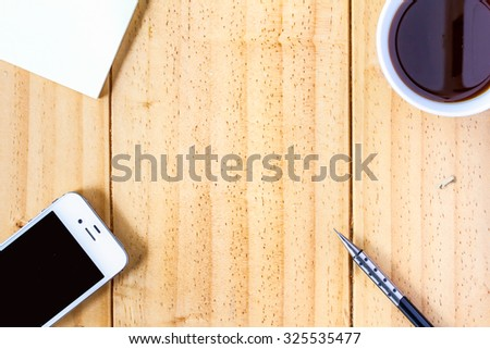 Business Office Background
