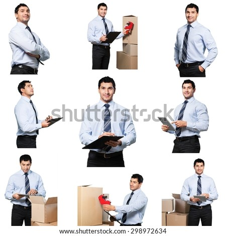 Business, owner, retail. - stock photo
