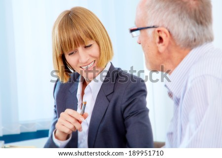 Business people meeting 2 - stock photo