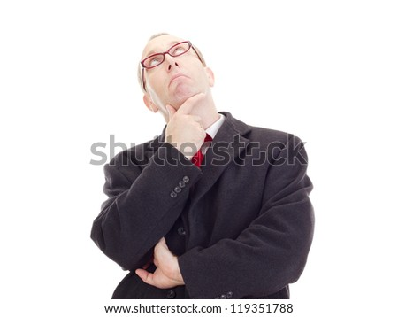 Business person - stock photo
