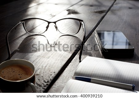 Business plan. - stock photo