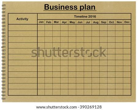 Timetable Banco de Imagens Fotos e Vetores livres de direitos – Project Timetable