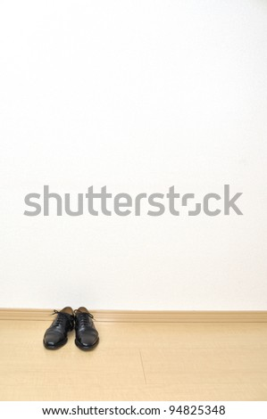 Business shoes - stock photo