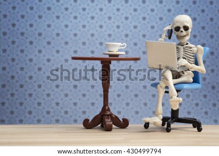 Business skeleton