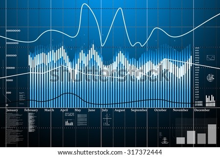 Business statistics and analytics, statistics of exchange trading in the dark