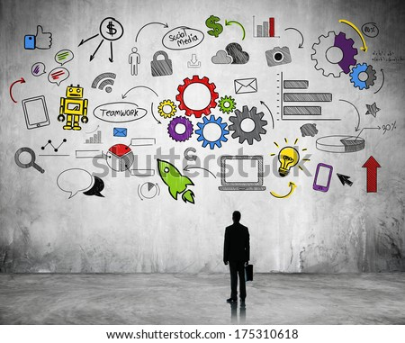 Business Strategic Planning - stock photo