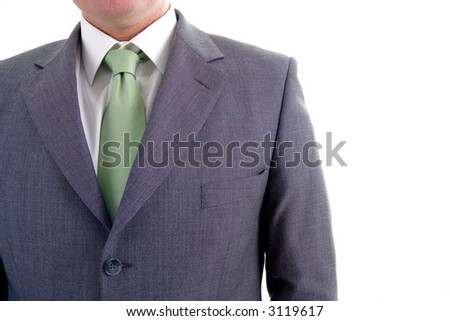 Business Suit - stock photo