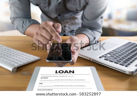 Loan Granted Stock Photos, Royalty-Free Images & Vectors