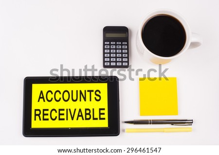 term paper on accounts receivable Accounts receivable crisis it is the second monday night in october and it is now 3 am you cannot sleep you are the cfo of marysville general hospital, a 300-bed community hospital in the midwest.