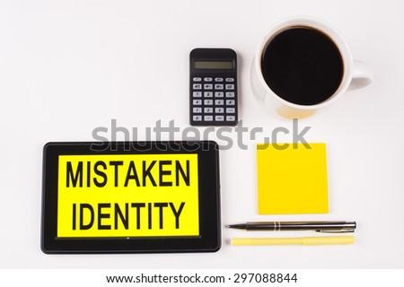 identity essay mistaken identity essay