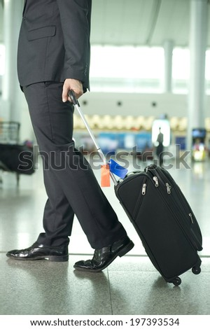 Business Trip - stock photo