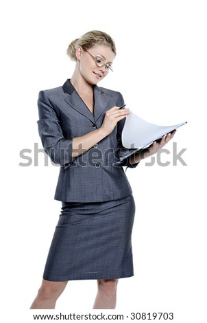 business woman
