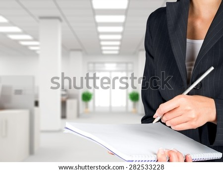Business, Writing, Note Pad.
