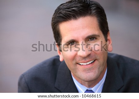 Businessman - stock photo