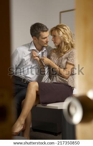 flirt affaire