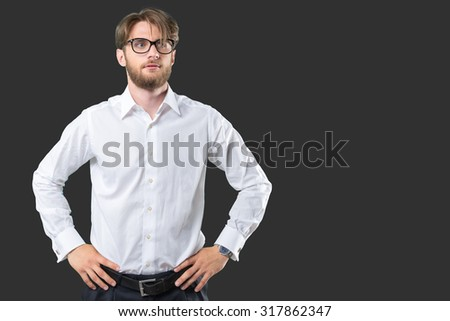 Businessman portrait
