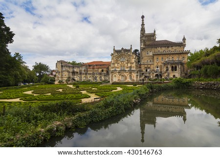 Bussaco Palace - Portugal
