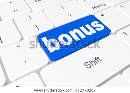 "Button ""bonus"" on keyboard"