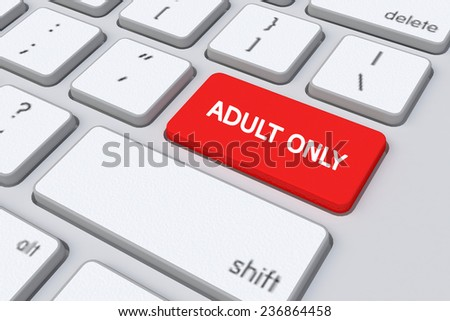 button keyboard concept - stock photo