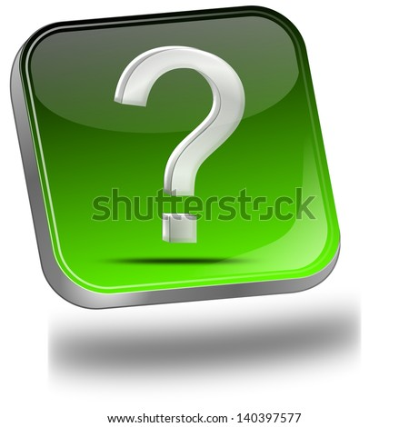 Button with question mark