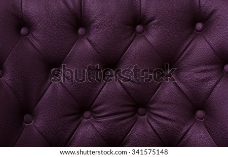 Buttoned on the purple Texture. Repeat pattern - stock photo