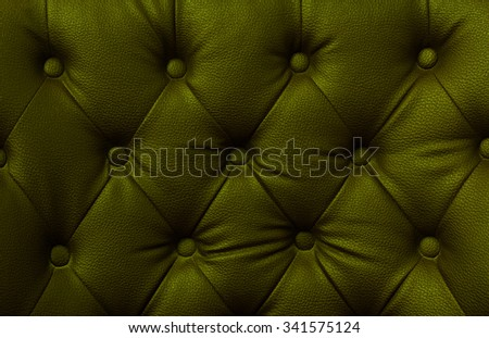 Buttoned on the yellow Texture. Repeat pattern - stock photo