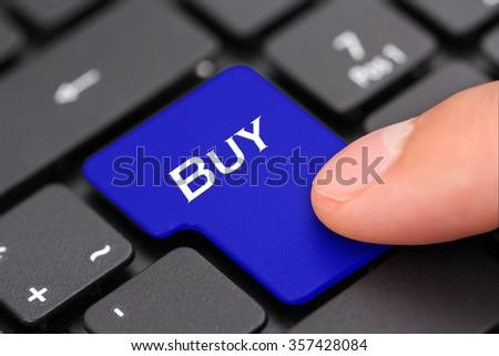 buy - stock photo