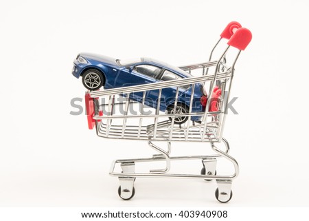 buy a car with white background