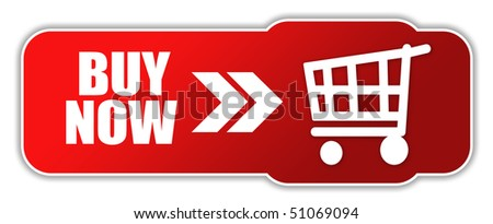 Buy now button - stock photo