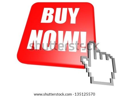 Buy now button with cursor