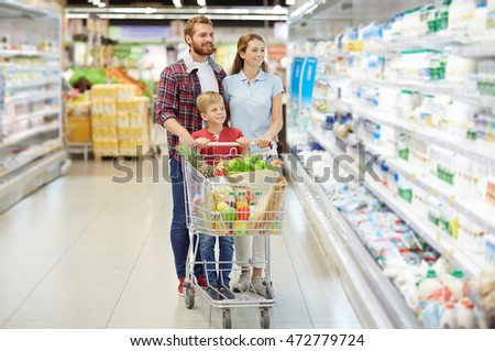 Buying food