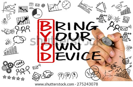 bring your own device policy in companies