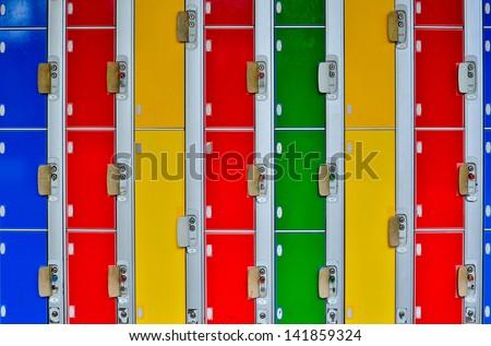 Cabinet - stock photo