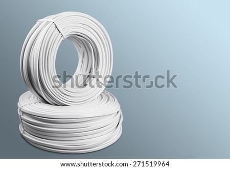 Cable, Electricity, Power Cable.