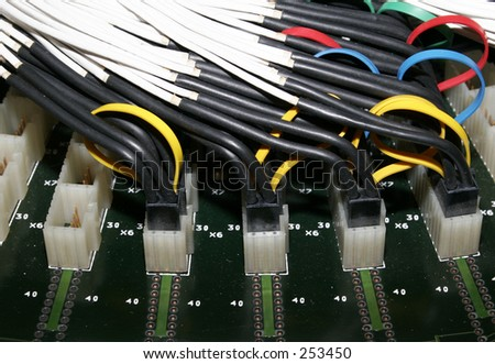 Cabled Board