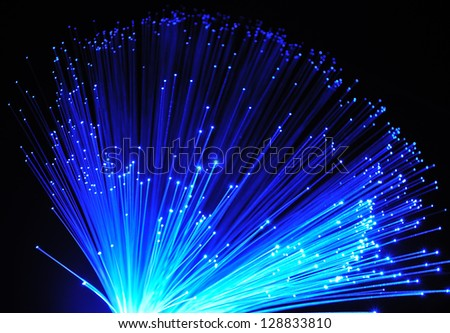 Cables abstract - stock photo