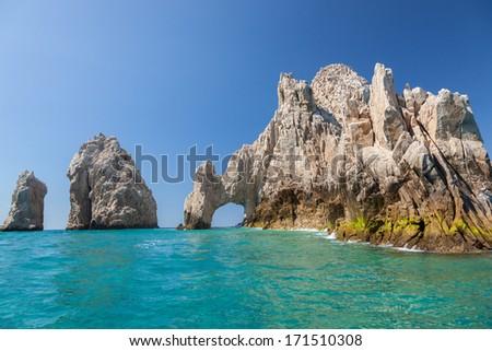Cabo San Lucas, Mexico - stock photo