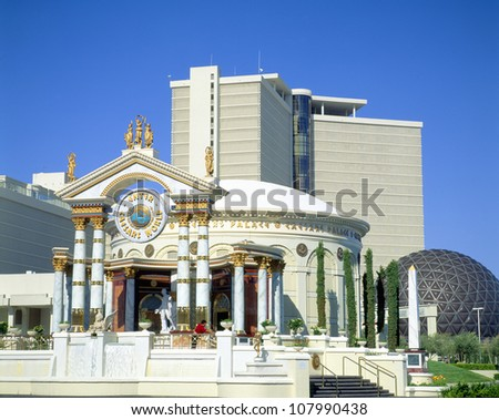Caesars Palace, Las Vegas, Nevada - stock photo