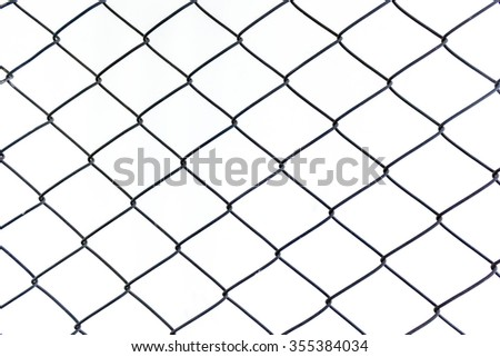 cage illustration martial steel isolated white